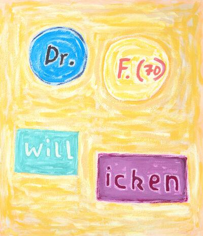 C.O. Paeffgen, 'o.T. (Dr. F.)', 2006