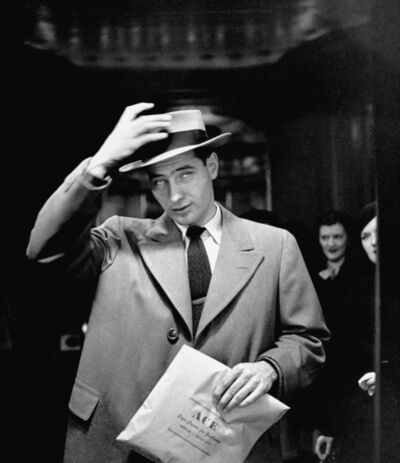 Yale Joel, 'HAT-SETTER', 1946