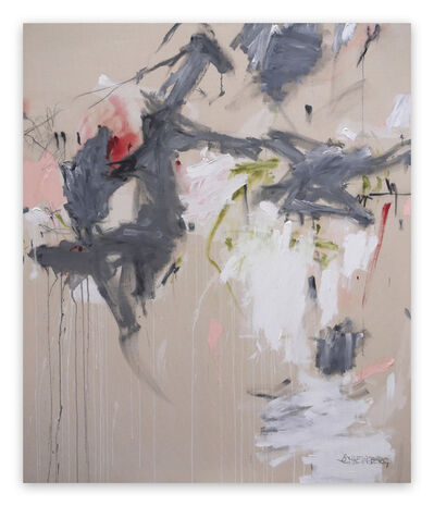 Daniela Schweinsberg, 'A Breath of Summer VIII (Abstract Expressionism painting)', 2020