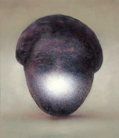 Martí Cormand, ' Postcards to AZ: Leaning Head, JG', 2018