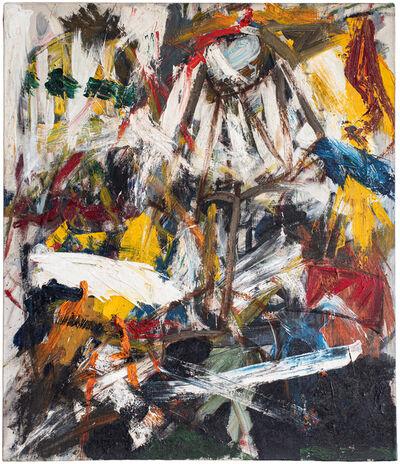 Michael Goldberg, 'Untitled', 1957