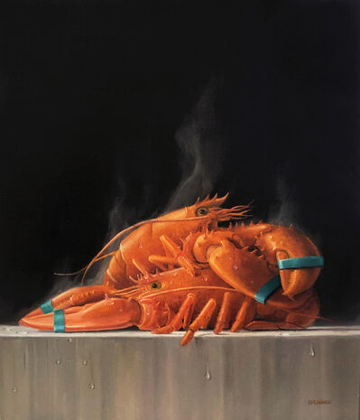 James Aponovich, 'Lobster', 2021