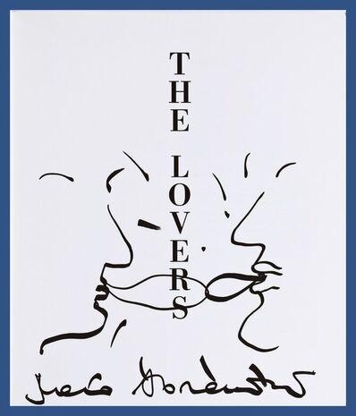 Marina Abramović, 'The Lovers', ca. 1990