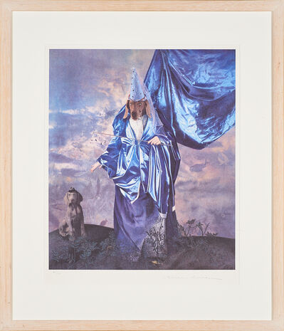 William Wegman, 'Fairy Godmother from Cinderella', 1994