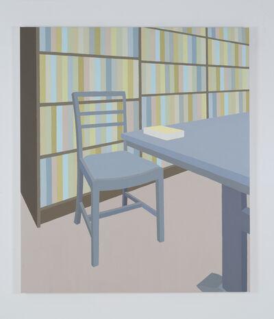 Zsofia Schweger, 'Library 1', 2017