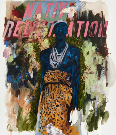 Kudzanai Chiurai, 'Native Registration II', 2017