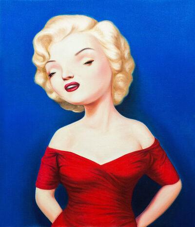 Lin Hairong, 'Monroe 1926-1962', 2017
