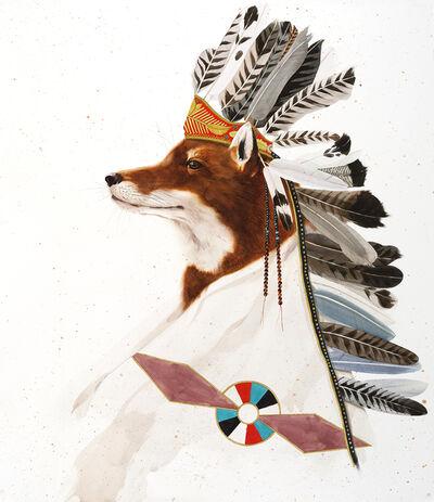 Scott Kelley (b. 1963), 'Fox'