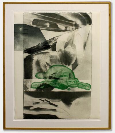 Robert Rauschenberg, 'GULF (Foster 70)', 1969
