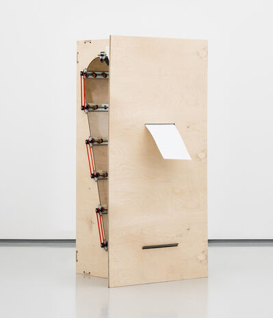Ariel Schlesinger, 'Sketch for a new work fell off my table II', 2020