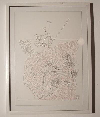 Jorinde Voigt, '2 küssen sich, Adlerflug', 2008