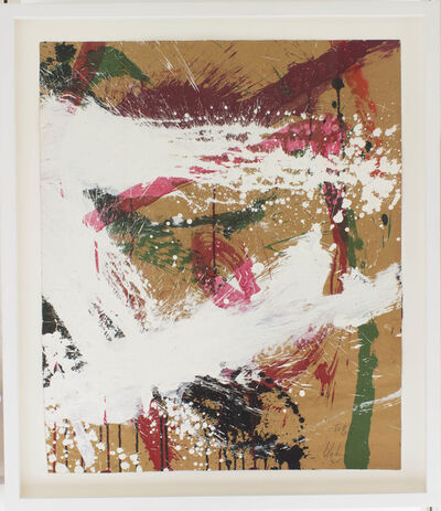 Norman Bluhm, 'Untitled', 1962