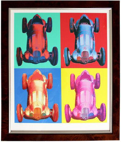Andy Warhol, 'Mercedes-Benz Rennwagen W 125', ca. 2007