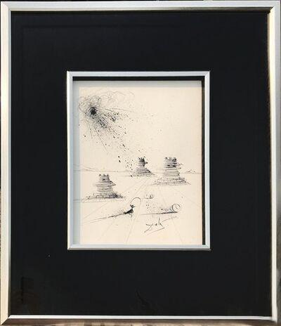 Salvador Dalí, 'Transcendent Passage', ca. 1972
