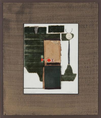 Addie Herder, 'Velvet Secret', 1989