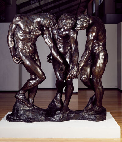 Auguste Rodin, 'The Three Shades'