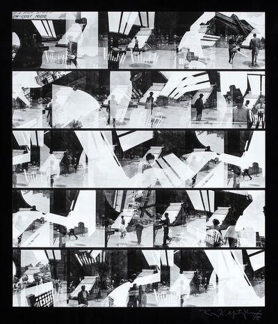 Ray K. Metzker, 'Lowe Cost Ride', 1965/1990