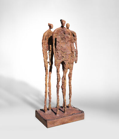 jd Hansen, 'The Lucky Ones (Maquette)'