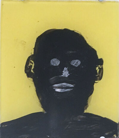 David Akey, 'Portrait of Alfred', ca. 2020