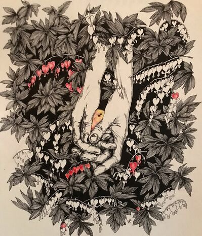 Liudmila Panenkova, 'Apple of our hearts', 2019