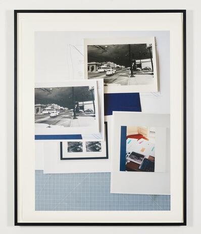 Ian Wallace, 'The Table (with Dark Sky) II', 2012