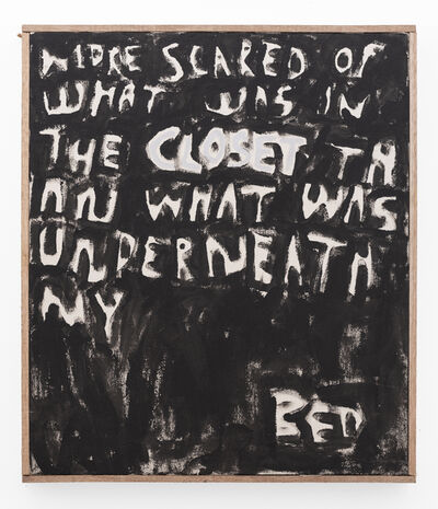 Brett Charles Seiler, 'More Scared Of What Was In The Closet Than What Was Underneath My Bed', 2019