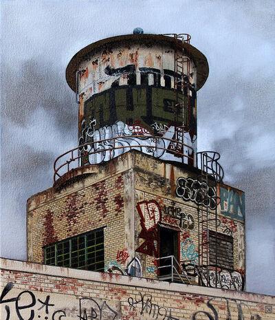 "Jessica Hess, '""Up On The Roof I""', 2015"