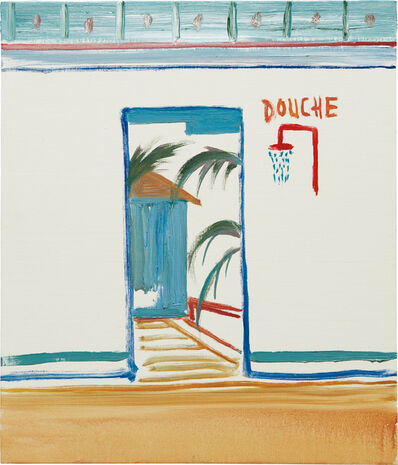 Shinro Ohtake, 'DOUCHE', 2000