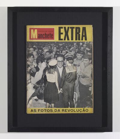 Renaud Auguste-Dormeuil, 'Uncover - Mancheta -11 de abril de 1964 (rio de janeiro)', 2013