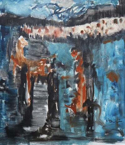 Yan Jiang, 'Prayer', 2015