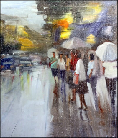 Attasit Pokpong, 'Rainy Day in Bangkok', ca. 2008