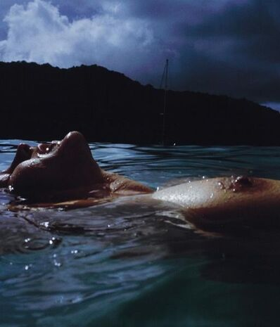 Nan Goldin, 'Valerie Floating in the Sea, Mayreau Island', 2001