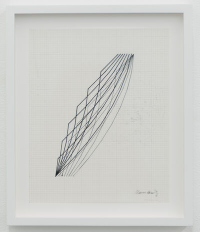 Channa Horwitz, 'Structure', n.d.