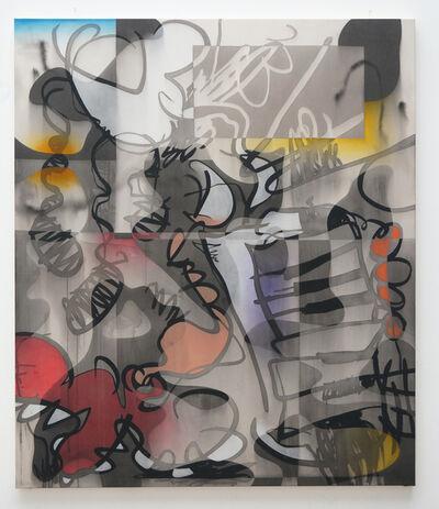 Jan-Ole Schiemann, 'Synth.Hor. - Hobbymusiker (3)', 2018