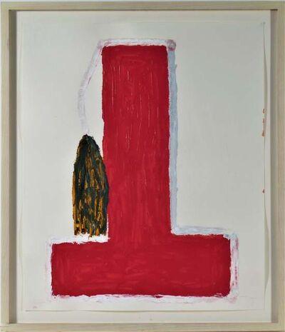 """José María Sicilia, '""""T.Rojo""""', 1985"""