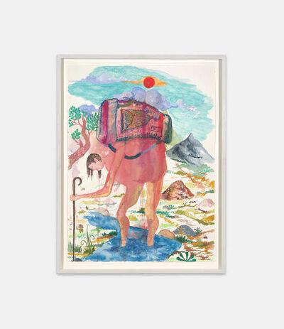 Abel Auer, 'Jeder hat sein Päckle zu tragen', 2016