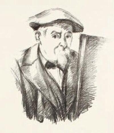 Paul Cézanne, 'Autoportrait', ca. 1898
