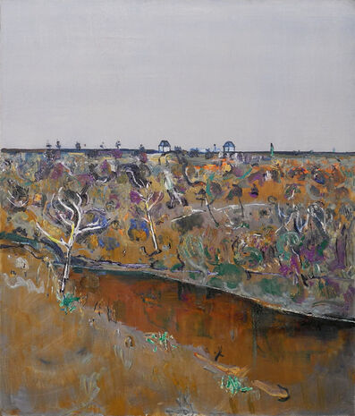 Fred Williams, 'River Yarra, Abbotsford 111', 1974