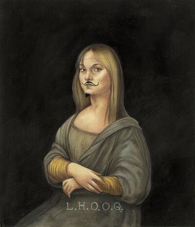 Anita Kunz, 'Mona'