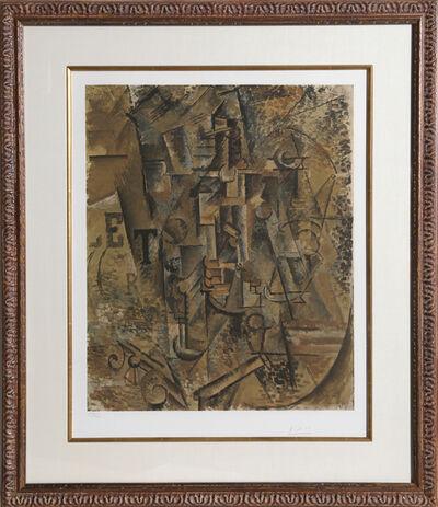 Pablo Picasso, 'Le Bouteille de Rhum', ca. 1965