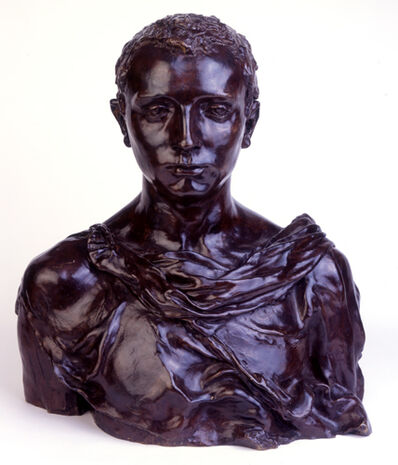 Camille Claudel, 'Young Male Roman', 1884-1887