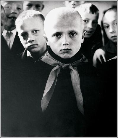 Antanas Sutkus, 'Pioneer, Ignazina 1964', 1964
