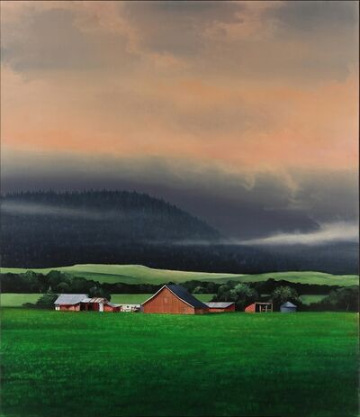 Michael Gregory, 'Gallatin', 2013