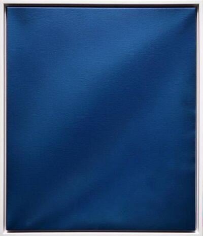 Lieven Hendriks, 'Blue marine #2 (Ruffled series)', 2018