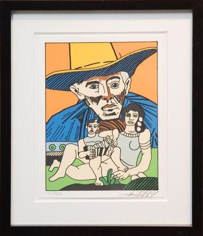 Erró, 'Huit Paysages', 1994