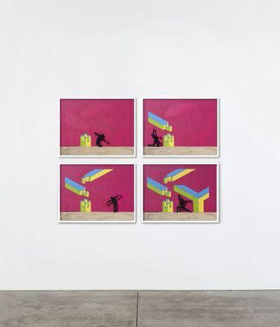 Robin Rhode, 'Joints', 2017