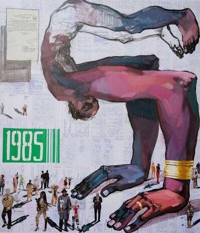 Dawit Abebe, 'Long Hands 28', 2020