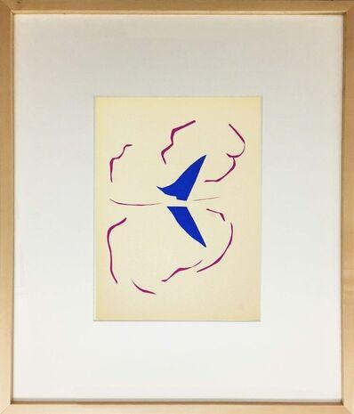 Henri Matisse, 'Bateau (Boat)', 1958