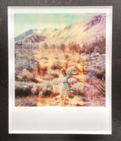 Stefanie Schneider, 'Runaway (Haley and the Birds) from the 29 Palms, CA project - based on a Polaroid', 2012