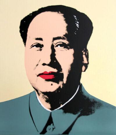 Andy Warhol, 'Mao Yellow ', 1928-1987